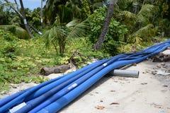 Aa. Thoddoo Island Field Trip Stock Image