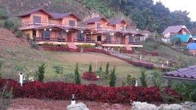 AAA Liu Qi Resort Khao Kho, Phetchabun Lizenzfreies Stockfoto