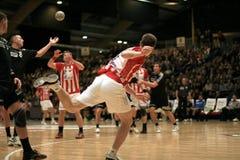 AaB Handball - Aarhus GF (29-23) Stock Image