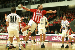 AaB Handball - KIF Kolding Stock Photo