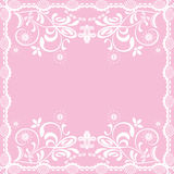 AAbstract pink background Stock Images