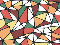 Aabstract Triangle Geometrical Multicolored. Abstract Triangle Geometrical Multicolored Background Stock Illustration