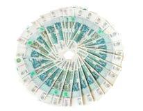 Cerchio di Bill Immagini Stock