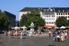 Aachen Arkivbild