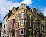 Aachen building Royalty Free Stock Photo
