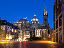 Free Aachen Cathedral Stock Photography - 13932562