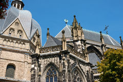 Aachen Cathedral Royalty Free Stock Image