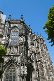Aachen Cathedral. Also Imperial Cathedral (in German: Kaiserdom), Roman Catholic church in Aachen, Germany Royalty Free Stock Image