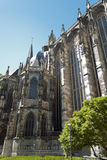 Aachen Cathedral. Also Imperial Cathedral (in German: Kaiserdom), Roman Catholic church in Aachen, Germany Royalty Free Stock Photography