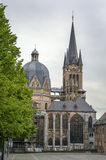 Aachen Cathedral, Germany Royalty Free Stock Photos