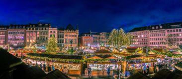 Free Aachen Christmas Village Royalty Free Stock Photos - 135785698