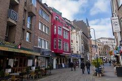 Aachen, Deutschland Lizenzfreies Stockbild