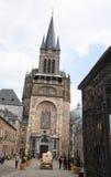 Aachen Dom Arkivbilder