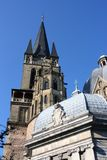 Aachen domkyrka Royaltyfri Bild