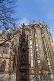 Aachen domkyrka Royaltyfri Fotografi
