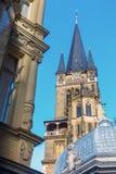 Aachen domkyrka i Aachen, Tyskland Royaltyfri Foto