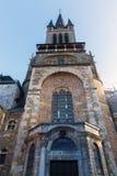 Aachen domkyrka i Aachen, Tyskland Fotografering för Bildbyråer