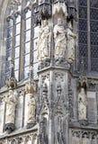 Aachen domkyrka, Tyskland Royaltyfri Bild