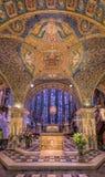 Aachen domkyrka, Tyskland Royaltyfri Foto