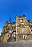 Aachen domkyrka, Tyskland Royaltyfria Bilder