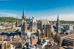 aachen Germany Obraz Royalty Free