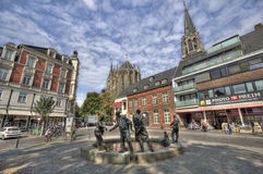 Aachen Germany Stock Images