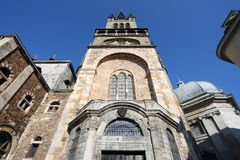 Aachen, Germany Royalty Free Stock Photography