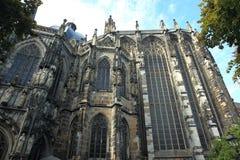 Aachen-Kathedrale Stockfotos