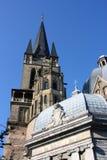 Aachen-Kathedrale Lizenzfreies Stockbild