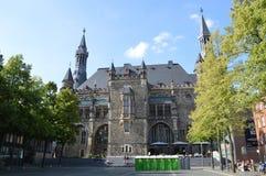 Aachen-Kathedrale Lizenzfreie Stockfotografie