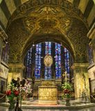 Aachen-Kathedrale Deutschland Stockfotografie