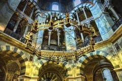Aachen-Kathedrale Deutschland Lizenzfreie Stockfotografie