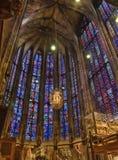 Aachen-Kathedrale Deutschland Stockfotos