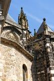 Aachen-Kathedrale, Deutschland Lizenzfreies Stockbild