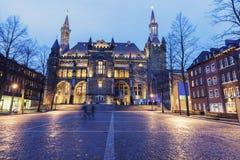 Aachen-Rathaus Lizenzfreie Stockbilder