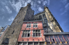 Aachen Rathaus, Germany Royalty Free Stock Photo