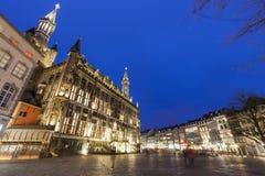 Aachen stadshus Royaltyfri Fotografi