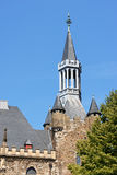 Aachen stadshus, Tyskland Royaltyfri Fotografi