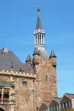 Aachen Town Hall Royalty Free Stock Images