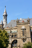 Aachen Town Hall in Germany Royalty Free Stock Photo