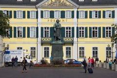 Aachen Tyskland Fotografering för Bildbyråer