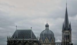 Aachener Dom Lizenzfreie Stockfotos