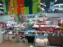Aahar handelShow Fotografering för Bildbyråer