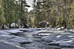 Aal-Nebenfluss Lizenzfreies Stockbild