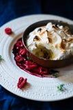 AAlaska cuit au four fait par maison Photos libres de droits