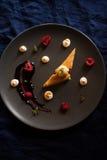 AAlaska cuit au four fait par maison Images stock