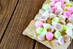 Aalaw, Alua ou fascínio, sobremesa doce co dos doces tradicionais tailandeses Imagem de Stock Royalty Free