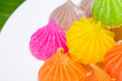 Aalaw candy Dessert Royalty Free Stock Photos