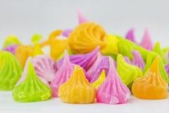 Aalaw, thailändische Süßigkeit Lizenzfreie Stockfotos