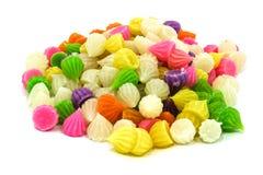 Aalaw, thailändische Süßigkeit Lizenzfreies Stockfoto